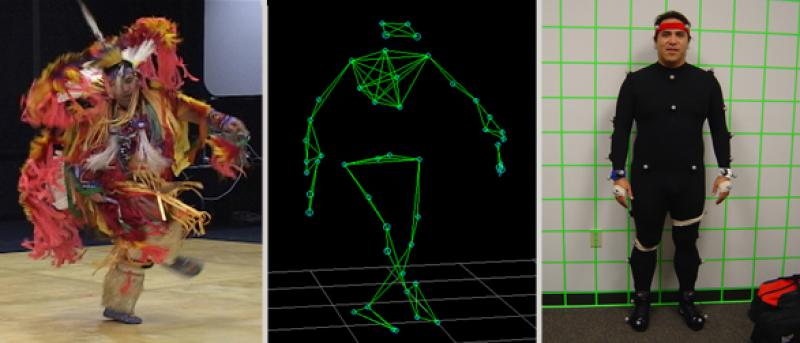 N A D Motion Capture