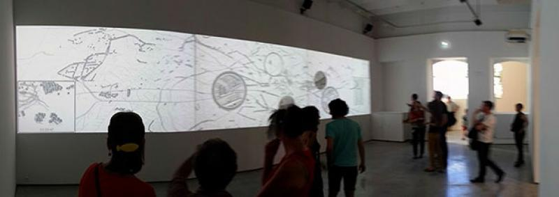 Panoramic Projection