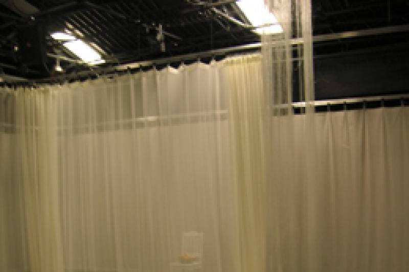 Thin Stage curtain